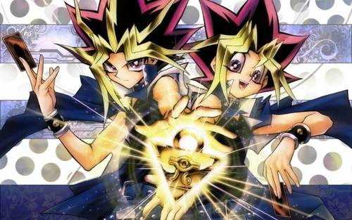 Yu-Gi-Oh wallpaper containing animê entitled Yu-Gi-Oh!