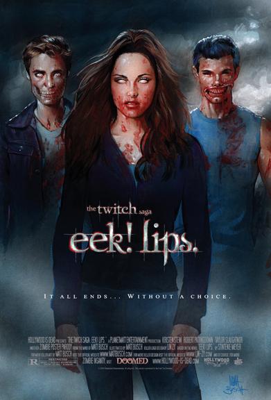 Zombie Twilight