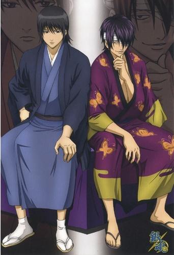 Zura and Takasugi