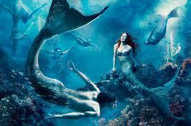 beaneath  the seas   . mermaids