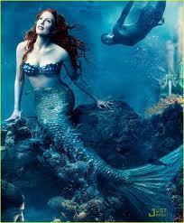 beaneath  the seas   . mermaids