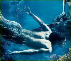 beaneath the seas . putri duyung