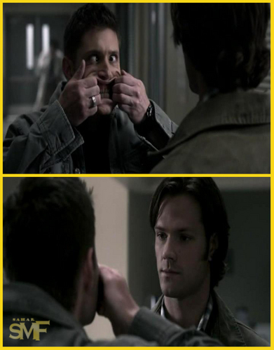 dean and sam Winchesters