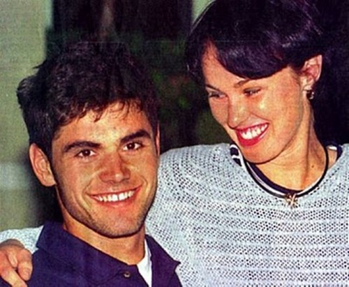 hingis and man.. - tennis Photo