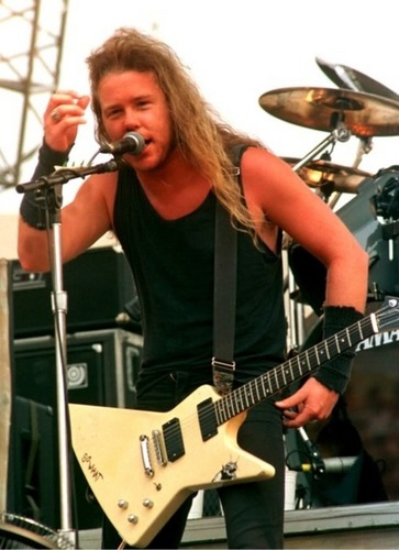 james hetfield 1984