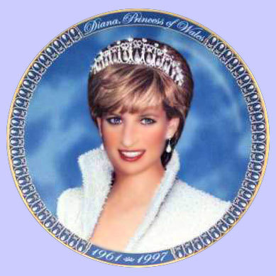 Prinzessin Diana Hintergrund titled lady diana