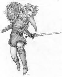 link in action