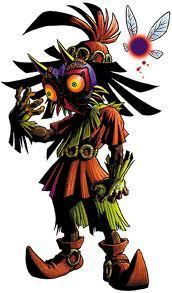 majora's mask - majoras-mask Photo