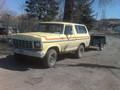 my 78 Bronco