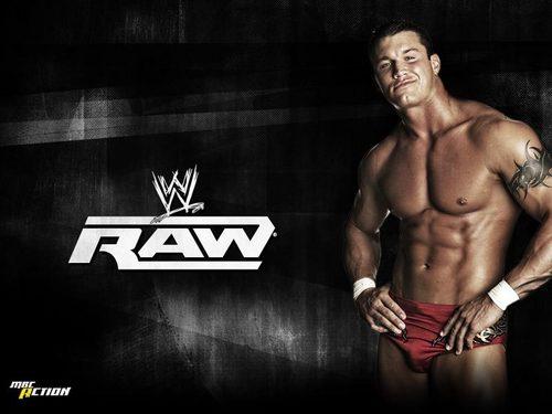 raw is randy