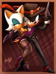 rouge and shadow x