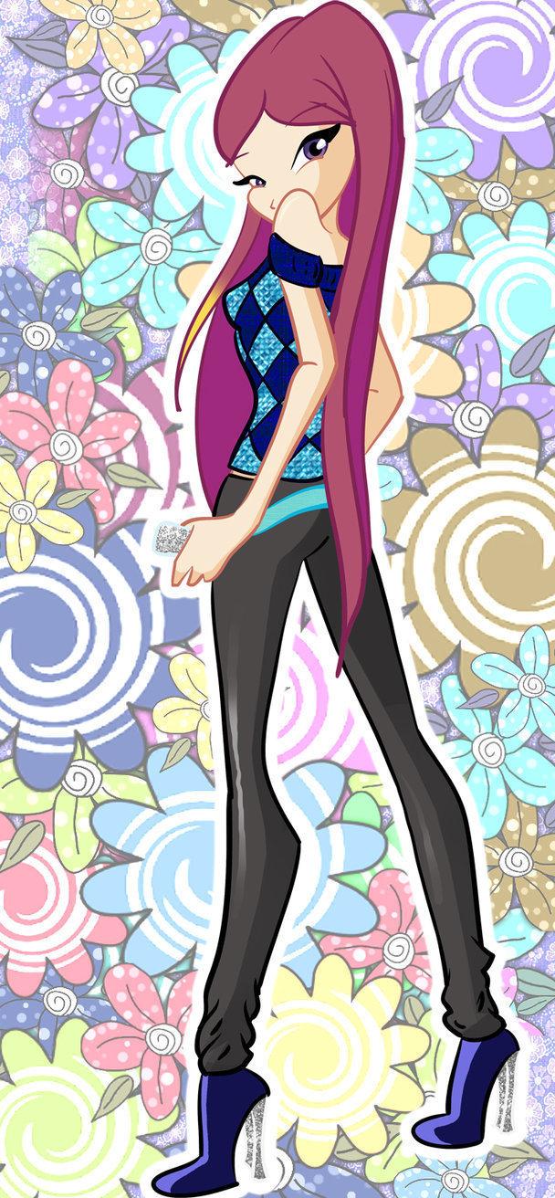 Бутик Winx-Anime игра и блестящих надписи и аватары!