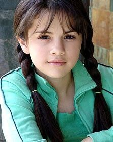 Selena Gomez wallpaper containing a portrait titled selena when she was a little girl cute