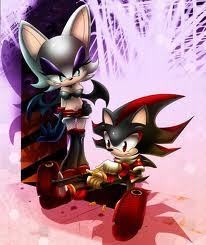 shadow and rouge x