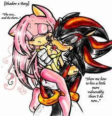 shadow love - shadow-the-hedgehog Photo