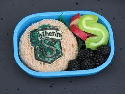 slytherin bento