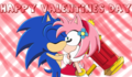 thanks amy... - sonic-and-amy photo