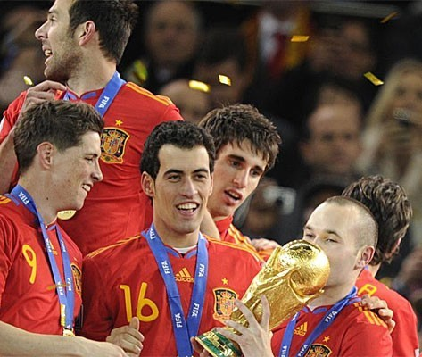 Spain National Football Team wallpaper probably with a bandsman and an euphonium titled the best