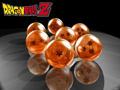 7 Dragon Balls - dragon-ball-z Wallpaper