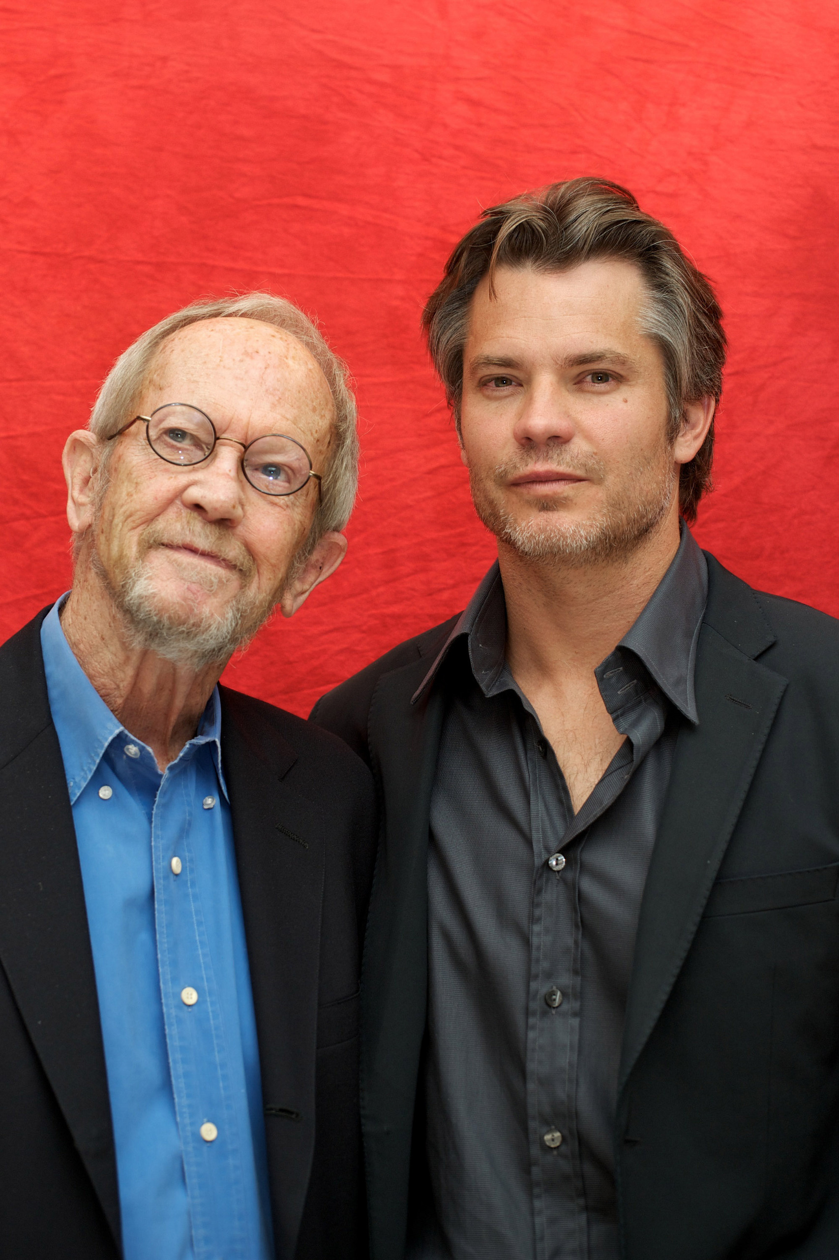 'Justified' Press Conference - June 20 (HQ)