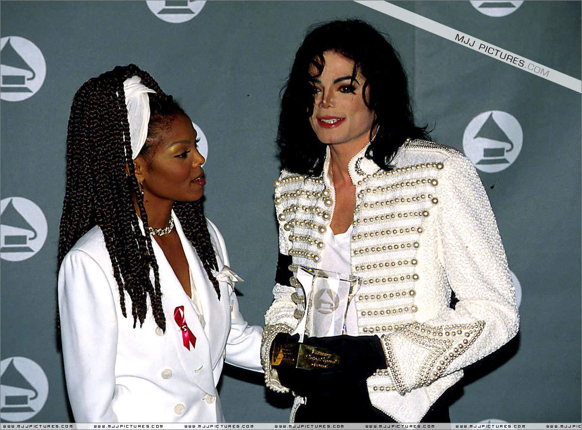 ♪♫ Michael and Janet♪♫