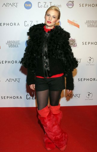 """What a week"" party / Eva Minge fashion onyesha"