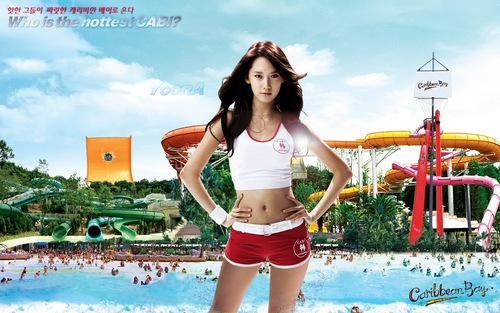 Im yoonA fond d'écran possibly containing hot pants and pantalon chaud entitled ♥Yoona Cabi♥