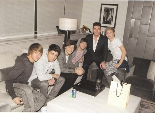 1D chilin with Simon! :D