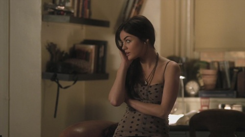 Aria Montgomery images 1x17 HD wallpaper and background photos ...