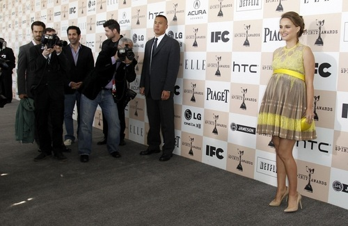 2011 Film Independent Spirit Awards hosted によって Jameson Irish Whiskey at Santa Monica ビーチ