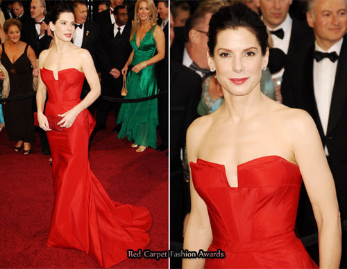 2011 red carpet gowns