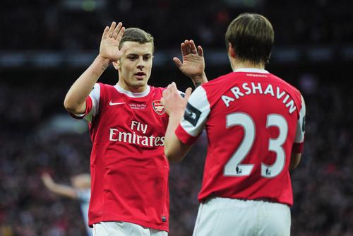 A. Arshavin (Arsenal - Birmingham)