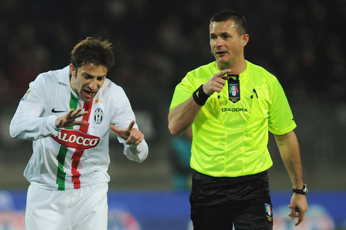 A. del Piero (Juventus - Bologna)