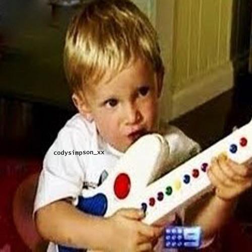 AWWW Cody as baby<3