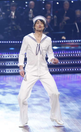 Alex in Let's dance! ♥