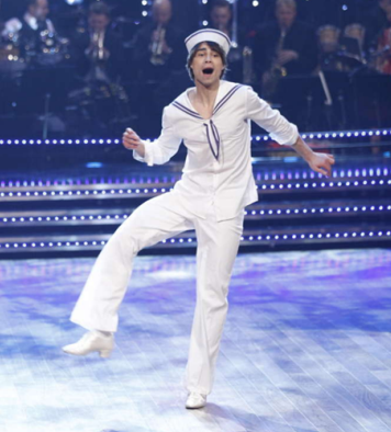 Alex in Let's dance! ♥♥
