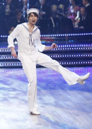 Alex in Let's dance! ♥♥