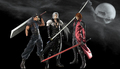 Angeal, Sephiroth and Genesis - genesis-final-fantasy-7-fan-club photo