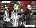 Anime Invader Zim - invader-zim fan art