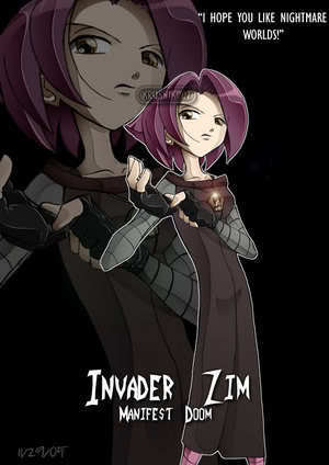 Anime-Invader-Zim-invader-zim-19773544-300-424 jpgZim And Gaz Anime
