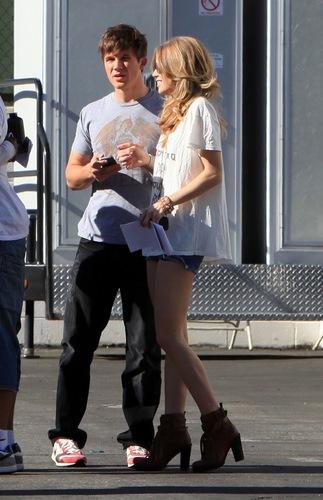 Annalynne and Matt