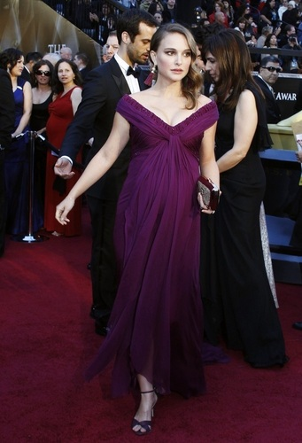 Attending the 83rd Annual Academy Awards at the Kodak Theater, LA