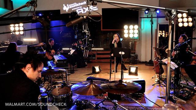 Avril Lavigne on Walmart Soundcheck