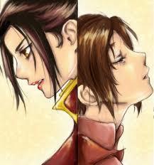 Azula and Ty-Lee