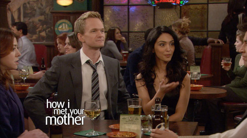 Barney and Nora - barney-stinson Photo