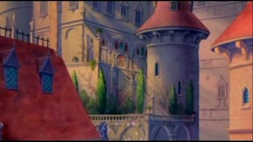 Classic disney images beauty and the beast hd wallpaper for Classic house 1991