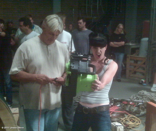 Behind the Scenes of Outlaws and Inlaws