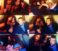 Being Human (Russel Tovey, Lenora Crichlow + Aidan Turner) Photo Shoot 100% Real :) x
