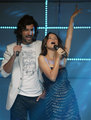 Beren Saat and Engin Akyürek