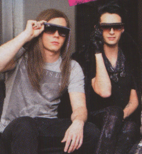 Bill And Georg